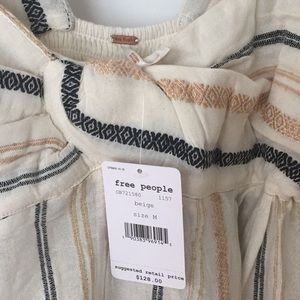 bb7653888b33 Free People Pants - Free People Breezin Through Striped Jumpsuit